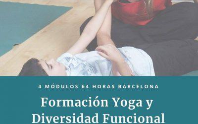 Formación Yoga y Diversidad Funcional – Barcelona