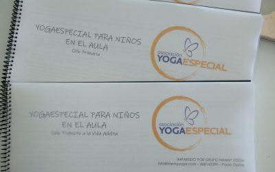 Yogaespecial presenta en Canarias el Proyecto Educativo Yogaespecial en el Aula