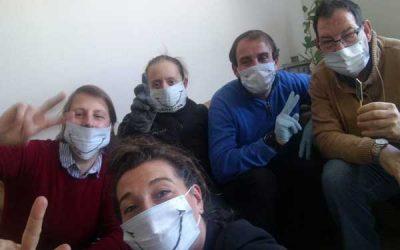 Un día en el servicio vivienda de Alenta: ellos también son héroes