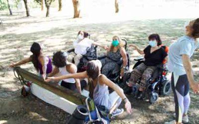 Aspace apuesta por el Yoga para la Parálisis Cerebral