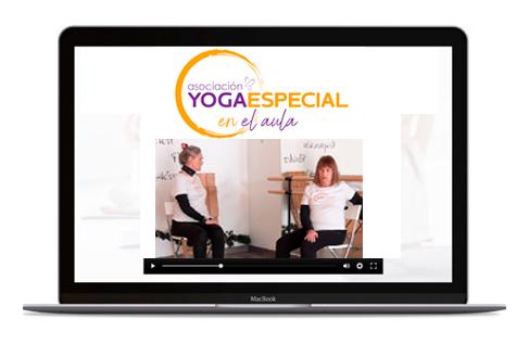 yogaespecial en el aula